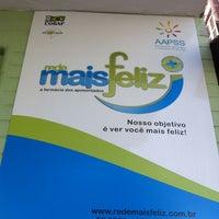 Photo taken at Rede Mais Feliz Farmácia dos Aposentados by Vanessa C. on 7/31/2013
