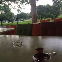Photo taken at Türkay Cafe by Seda A. on 9/28/2014