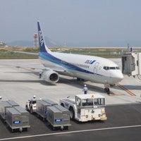 Photo prise au Iwakuni kintaikyo Airport (IWK) par Benedict L. le4/29/2013
