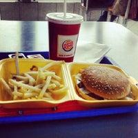11/22/2012 tarihinde No C.ziyaretçi tarafından Burger King'de çekilen fotoğraf