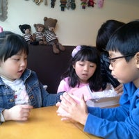 Photo taken at cafetree by simyun s. on 10/19/2013