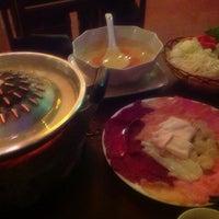 Photo taken at Garden Restaurant by Nabhop B. on 3/31/2013