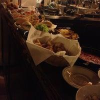 Photo taken at Osteria a la Carega by Leonardo P. on 12/28/2012