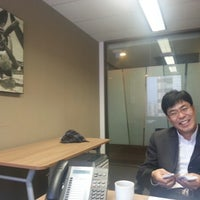 Photo taken at 교보증권빌딩 by David on 2/8/2013