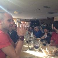 Photo taken at Da Claudio - Ristorante Pizzeria Bar by Danilo on 10/20/2013