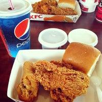 Photo taken at KFC by Ashley R. on 9/22/2013