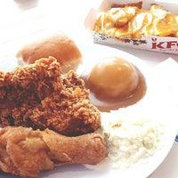 Photo taken at KFC by Ashley R. on 1/15/2014