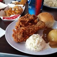 Photo taken at KFC by Ashley R. on 5/16/2014