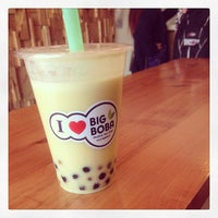 Foto scattata a Big Boba Bubble Tea Shop da Octubre E. il 9/27/2013