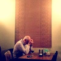 11/21/2012 tarihinde Helen K.ziyaretçi tarafından Cafe Kala | კაფე კალა'de çekilen fotoğraf