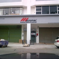 Photo taken at Macromac Group Of Companies by Joseph O. on 10/12/2012