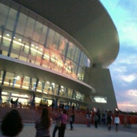 Photo taken at Auditorio Telmex by Laura R. on 9/23/2012