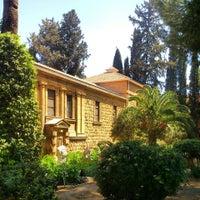 Photo taken at Κυπριακό Μουσείο by Louis P. on 4/11/2014