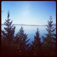 Photo taken at Chuckanut Drive by Aaron W. on 11/28/2013