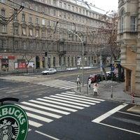 Photo taken at Starbucks by Olivér K. on 1/19/2013