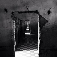 Photo taken at Tuol Sleng Genocide Museum by Muhammad A. on 5/24/2013