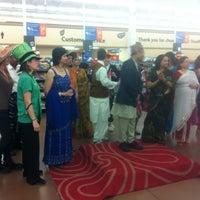 Photo taken at Walmart Supercentre by Julie on 6/21/2013