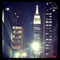Photo taken at 34th & 8th by Alyssa on 12/3/2012