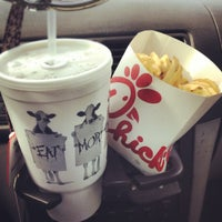 Photo taken at Chick-fil-A by Mitchell C. on 10/25/2012