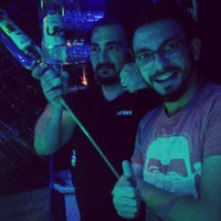 Photo taken at New Club by Erkan A. on 10/23/2013