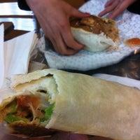 Photo taken at Burrito Boyz by Tsewang on 4/29/2013