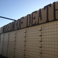 Photo taken at Museum of Death by Larry on 10/31/2012