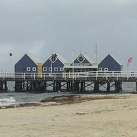 Photo taken at Busselton Jetty by D P. on 10/12/2012
