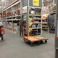 Photo taken at The Home Depot by Erdem on 1/6/2013