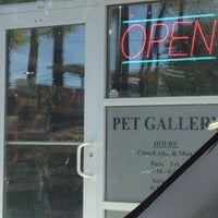 Photo taken at Pet Gallery by Jeff R. on 4/13/2013
