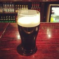 Снимок сделан в The Irish Bar пользователем Vadim 10/3/2012