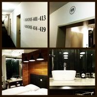 Das Foto wurde bei Hotel Daniel von Julian T. am 10/28/2012 aufgenommen
