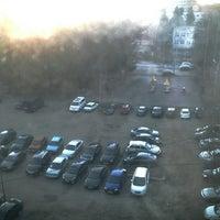 Photo taken at Большеёлкинская Площадь by Andrey Z. on 4/22/2014