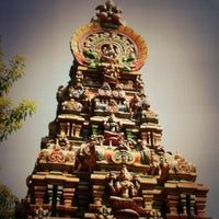 Photo taken at Sri Mahamariamman Temple by Luknut N. on 1/2/2013