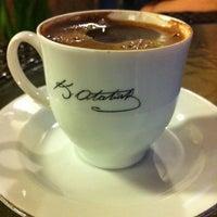 Photo taken at Çikolata Cafe by Pınar I. on 10/29/2012