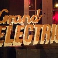 11/6/2012 tarihinde David S.ziyaretçi tarafından Grand Electric'de çekilen fotoğraf