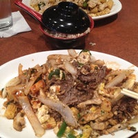 Photo taken at bd's Mongolian Grill by Kat on 12/19/2012