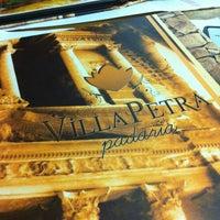 Photo taken at Padaria Villa Petra by Catharinna O. on 10/7/2012