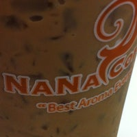 Photo taken at Nana Coffee by pry 1. on 2/12/2013
