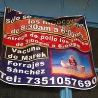 Photo taken at Forrajes Sánchez by Lex 3,6, eko on 4/26/2013