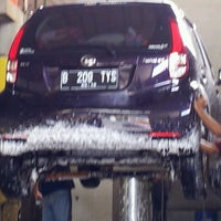 Photo taken at Auto Care Car Wash by Citrarukmi T. on 4/14/2013