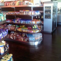 Photo taken at quick! food & more by Uriel V. on 10/12/2012