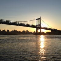 Photo taken at Astoria Park by Alan on 6/21/2014