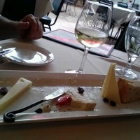 Photo taken at LightCatcher Winery & Bistro by Laurissa G. on 9/14/2012