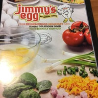 Photo taken at Jimmy's Egg by Tonie B. on 10/6/2017