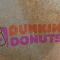 Photo taken at Dunkin' Donuts by Mike on 8/25/2013