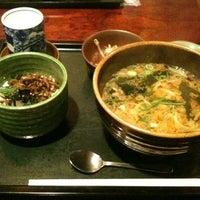 Photo taken at 和食庵 さいか by はっしぃ on 11/30/2012
