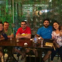Photo taken at Panificadora e Restaurante Seridó by George C. on 7/16/2016