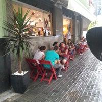Photo taken at Monarca Bar & Café by Fernando on 12/29/2012
