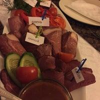 "Photo taken at Ресторан ""Охотничий"" by Sasha T. on 3/24/2016"