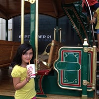 Photo taken at The Trolley At The Grove by Shawna C. on 9/21/2012